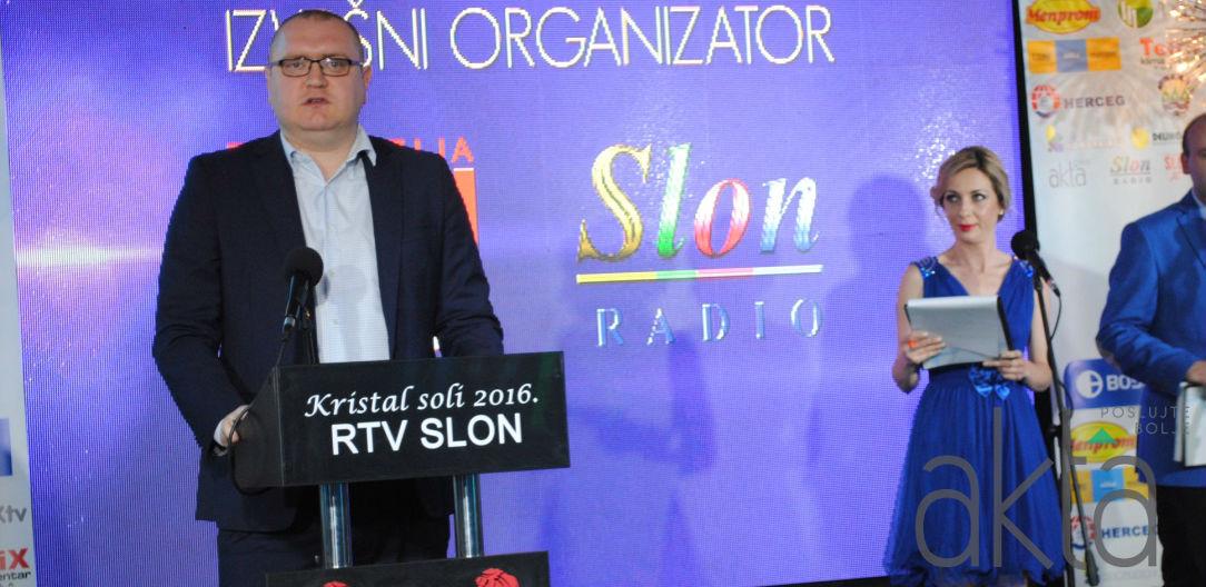 Bingo dobitnik nagrade za najuspješniju kompaniju Tuzlanskog kantona