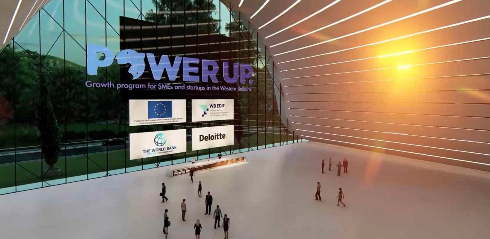 Održano finale PowerUP Programa: Bh. kompanija osvojila prvo mjesto!