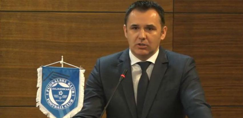 Novo rukovodstvo: Bh. biznismen Nihad Selimović novi predsjednik Željezničara