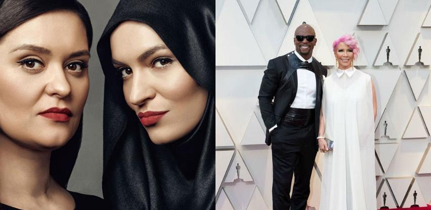 Uspjeh bh. dizajnerica: Haljina Kaftan studija na crvenom tepihu dodjele Oscara