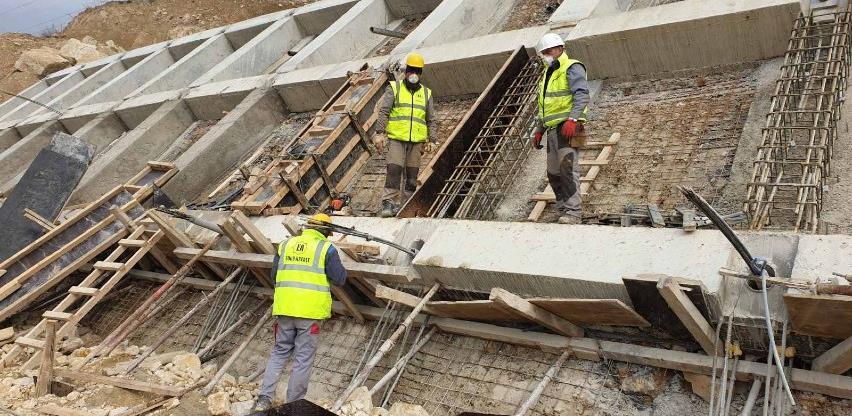 Na gradilištima Euro-Asfalta preduzete sve mjere protiv širenja coronavirusa