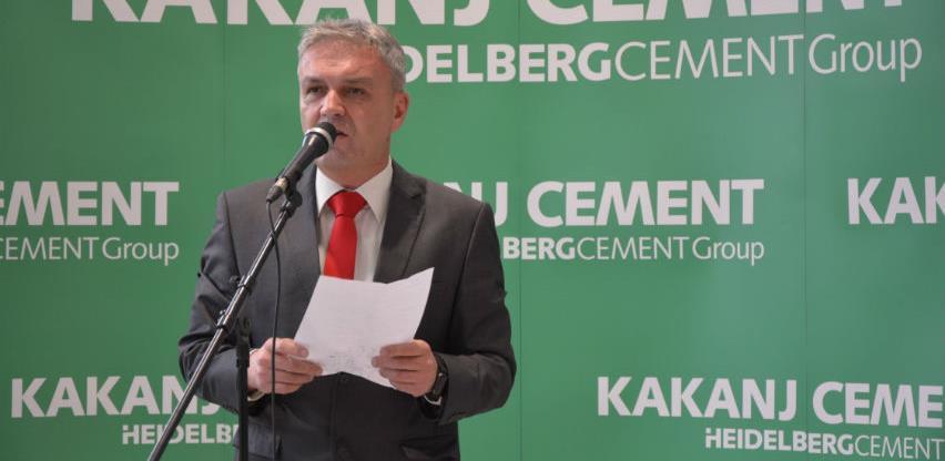 Tvornica cementa Kakanj obilježila 41. godišnjicu