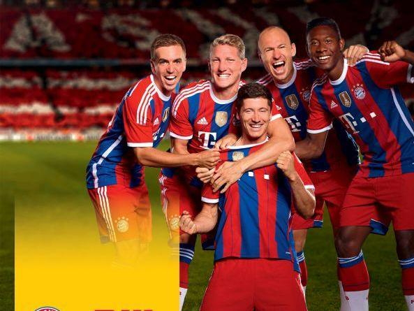 DHL novi međunarodni logistički i eCommerce partner za FC Bayern Munich