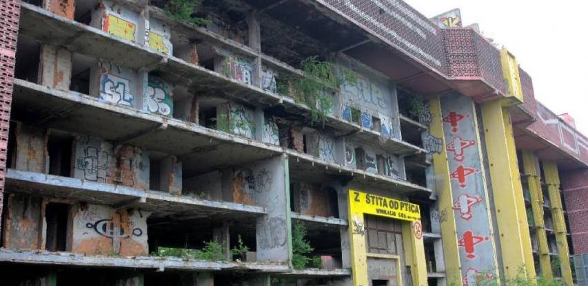 Oglašena prodaja bivšeg Doma penzionera u Nedžarićima