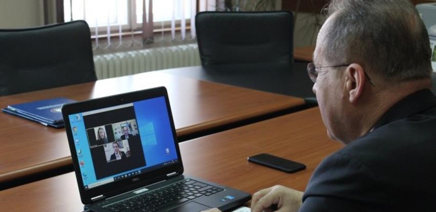 Podžić i Strömquist o jačanju saradnje i značaju euroatlantske integracije BiH