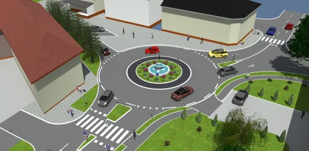 Potpisan ugovor o izvođenju radova za projekt kružnog toka u Odžaku