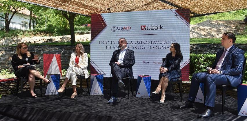 Pokrenuta inicijativa za uspostavljanje neformalnog Filantropskog foruma