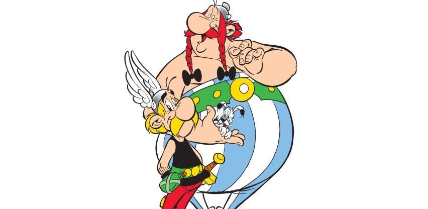 Novi strip o Asteriksu se očekuje 21. oktobra