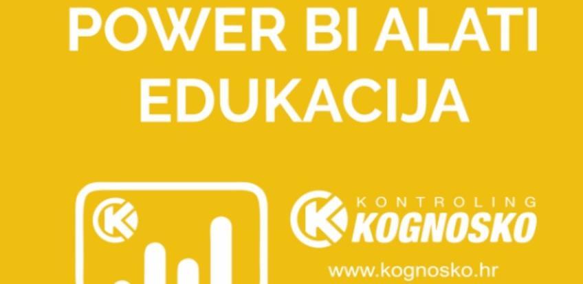 Power BI alati - dvodnevna edukacija 24. grupe u Kontroling centru Kognosko
