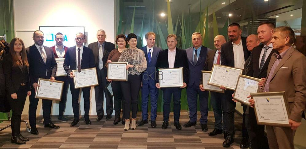 Proglašeno 10 najznačajnijih stranih investitora u BiH za 2019. godinu