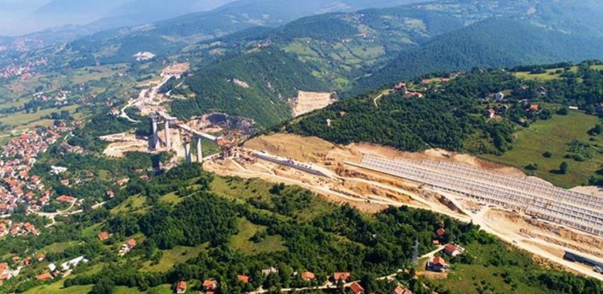 Za izgradnju dionice autoceste Medakovo – Poprikuše 340 miliona KM