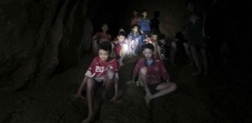 Tajland: Fudbalski tim spašen iz pećine danas napušta bolnicu