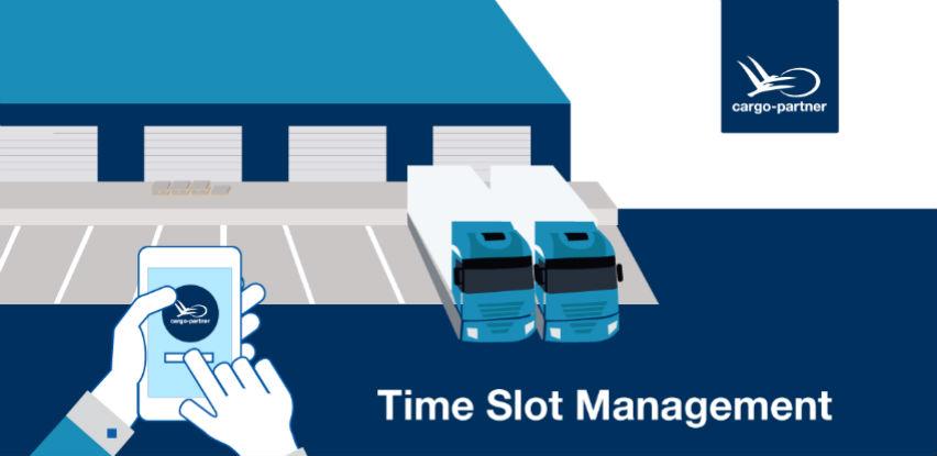 cargo-partner optimizira upravljanje vremenskim slotom u skladištu pomoću SPOT-a