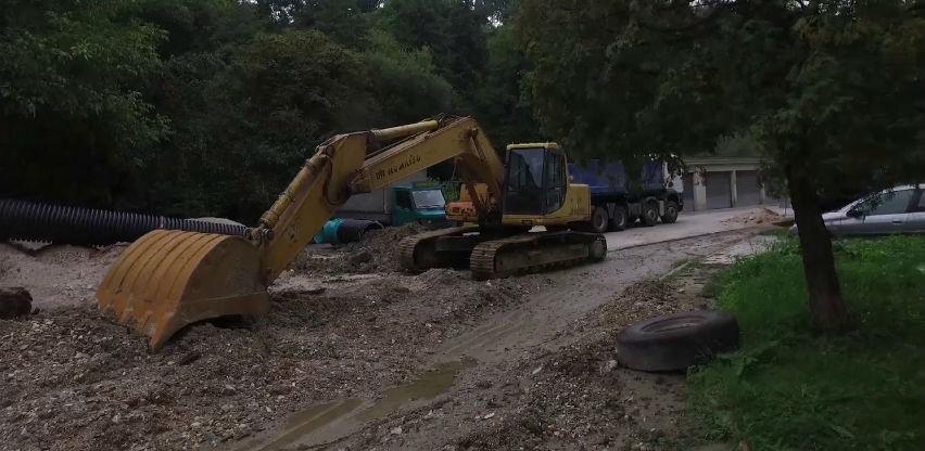 Počeli radovi na projektu izgradnje kanalizacionog kolektora u Travniku