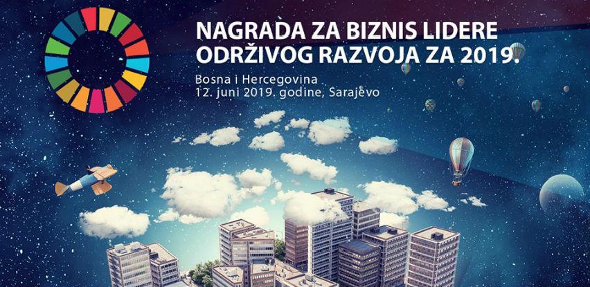 Prva nagrada kompanijama koje doprinose ostvarivanju cilja održivog razvoja BiH