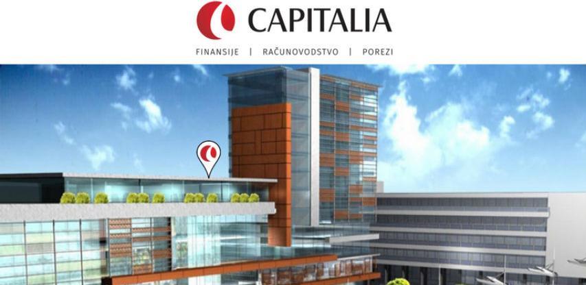 Računovodstvena agencija Capitalia otvara vrata svoje nove poslovnice