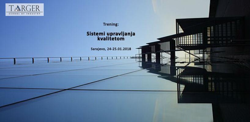 Targer SOI seminar: Sistemi upravljanja kvalitetom