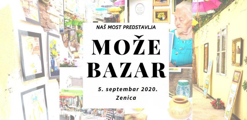 Tradicionalni sajam rukotvorina i umjetnina 'Može Bazar' u Zenici