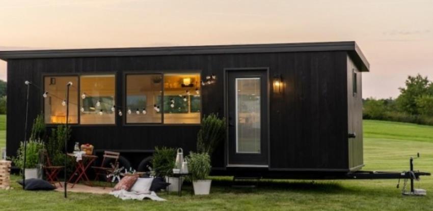 Ikea lansirala kućice za bijeg iz grada (VIDEO)