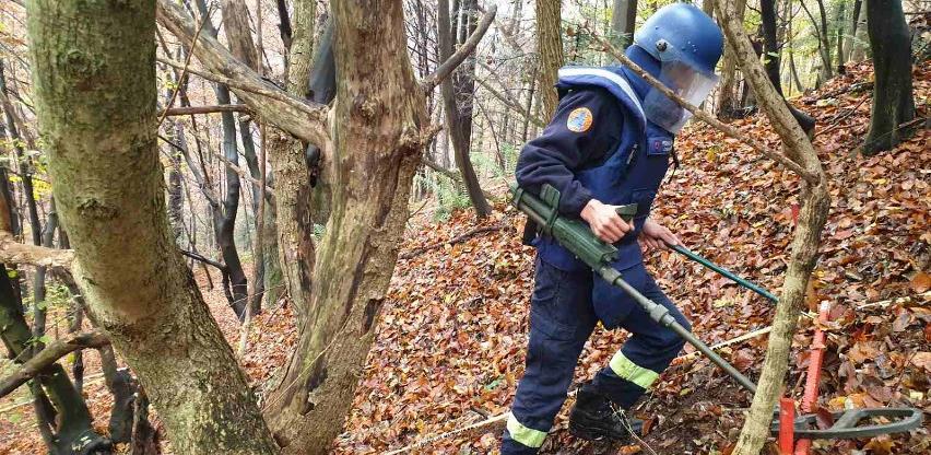 Na lokaciji Medakovo-Ozimice deminirane sumnjive površine: Omogućen nastavak radova na Koridoru Vc
