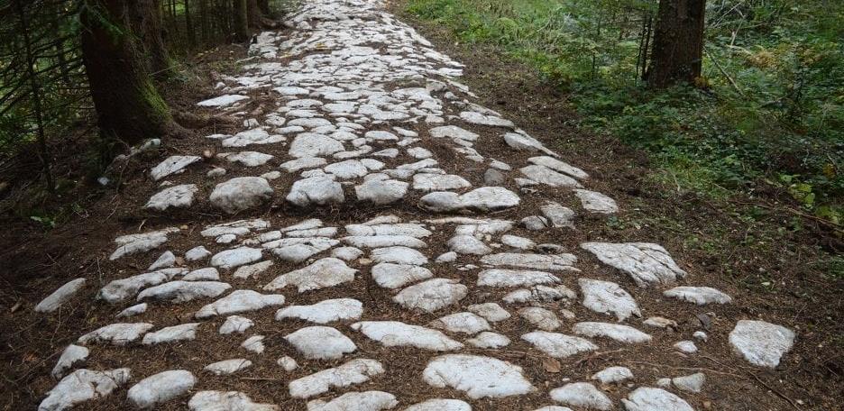 Bh. istraživači otkrili cestu na Konjuhu iz rimskog doba