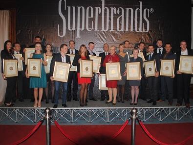 Sarajevo: Dodijeljenje nagrade Superbrands BiH 2013/2014.