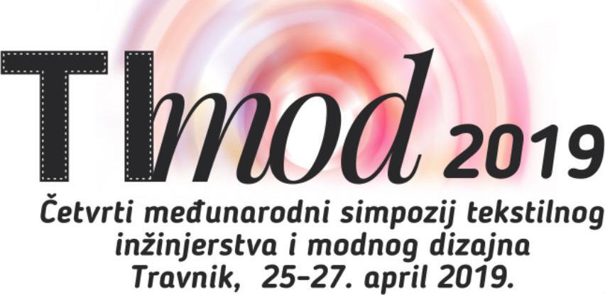 Četvrti međunarodni simpozij tekstilnog inženjerstva i modnog dizajna TImod 2019