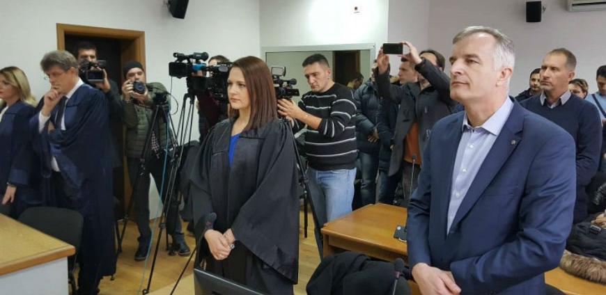 Zbog zloupotrebe položaja: Lijanoviću devet godina zatvora