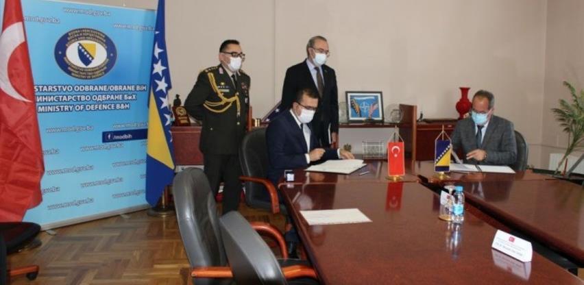 Republika Turska nastavlja podršku Oružanim snagama BiH
