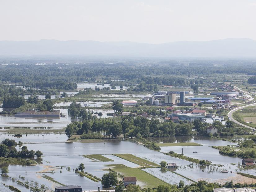 Rade se detaljnja istraživanja poplavljenog poljoprivrednog zemljišta