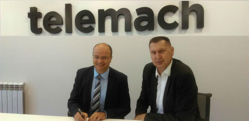 Kompanija Telemach obnovila je ugovor s Košarkaškim savezom BiH
