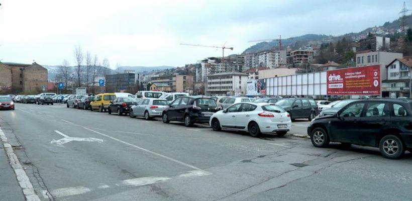 Uvođenje pametnih parkinga u KS?