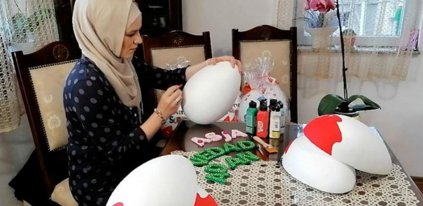 Sestre kreativan hobi pretvorile u mali biznis