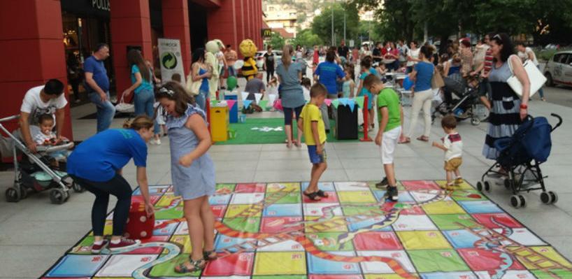 """Ekopak priredio zabavu za djecu """"Ambalažu recikliraj, okoliš sačuvaj"""""""