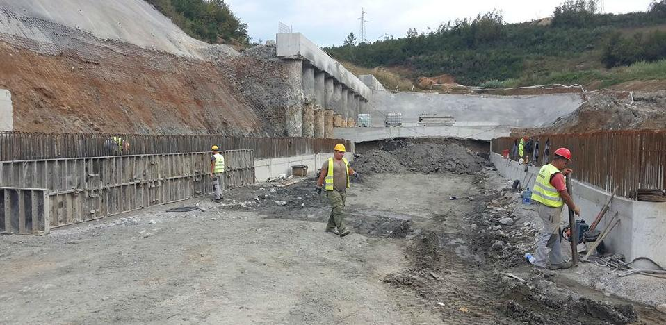 Intenzivirani radovi na zaobilaznici autoceste A1 kod Zenice