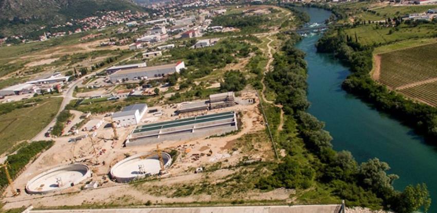 Nastavak radova na izgradnji glavnog desnoobalnog kolektora u Mostaru