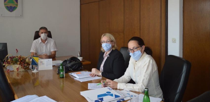 Razvojna agencija Žepče u projektu povećanje zaposlenosti osoba sa invaliditetom