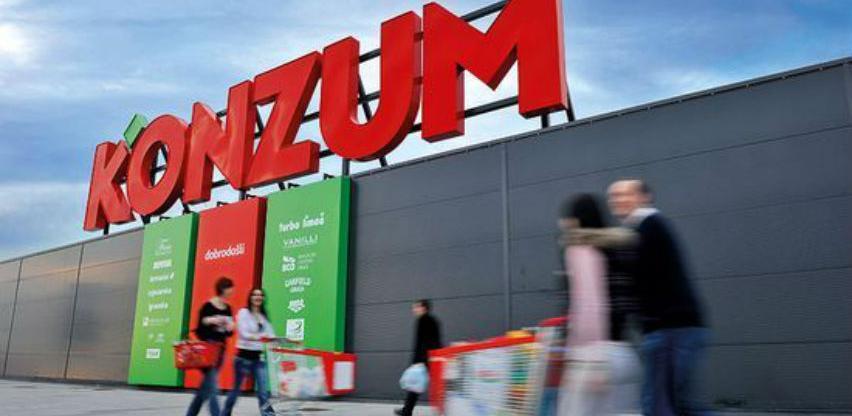 """""""Konzum""""-ove prodavnice od danas počinju rad pod novim nazivom"""