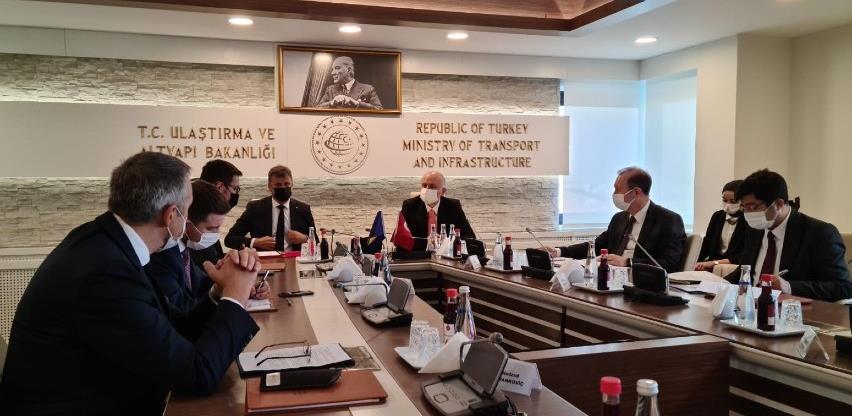Novalić u Turskoj o jačanju privredne saradnje i infrastrukturnim projektima