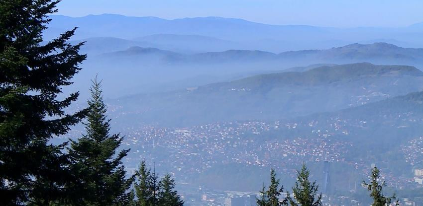 Zagađenost zraka BiH