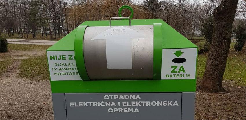 Sijalice i medicinski otpad bez adekvatnog odlaganja u BiH