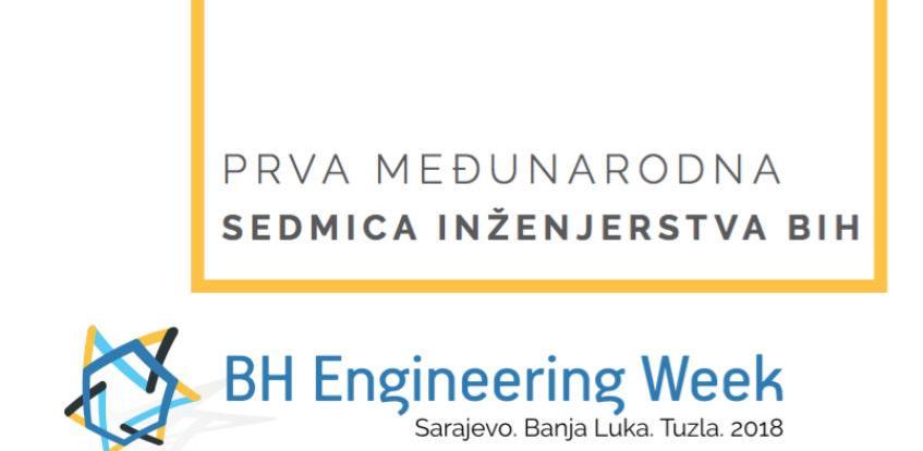 """Predstojeća """"BH sedmica inženjerstva"""" začetak organizovane zajednice inženjera"""