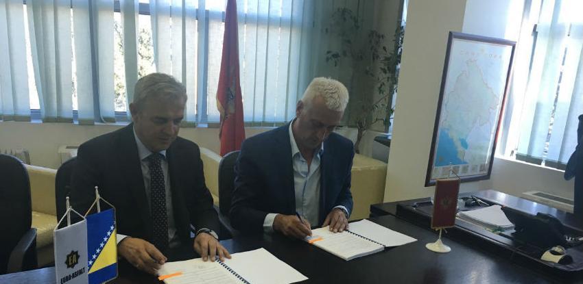40 miliona KM vrijedan ugovor za Euro-Asfalt u Crnoj Gori