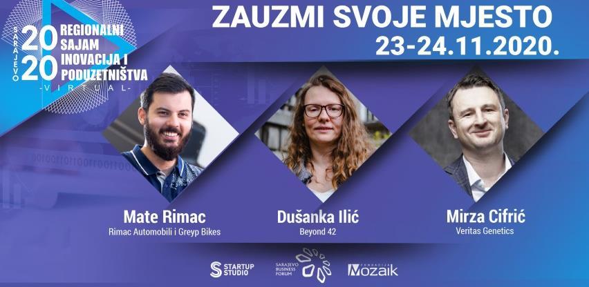 Posjetite prvi regionalni virtuelni Sajam inovacija i poduzetništva Sarajevo '20