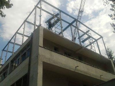 Foča: U toku renoviranje zgrade i izgradnja operacionog bloka