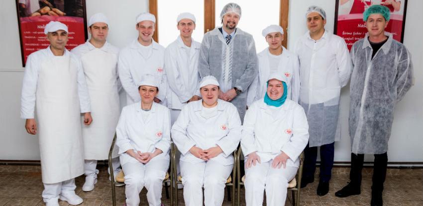 U Srebrenici pokrenuta proizvodnja Klas rahat lokuma