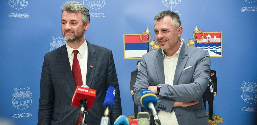 Sarajevo i Banja Luka sarađivat će u oblasti privrede i turizma