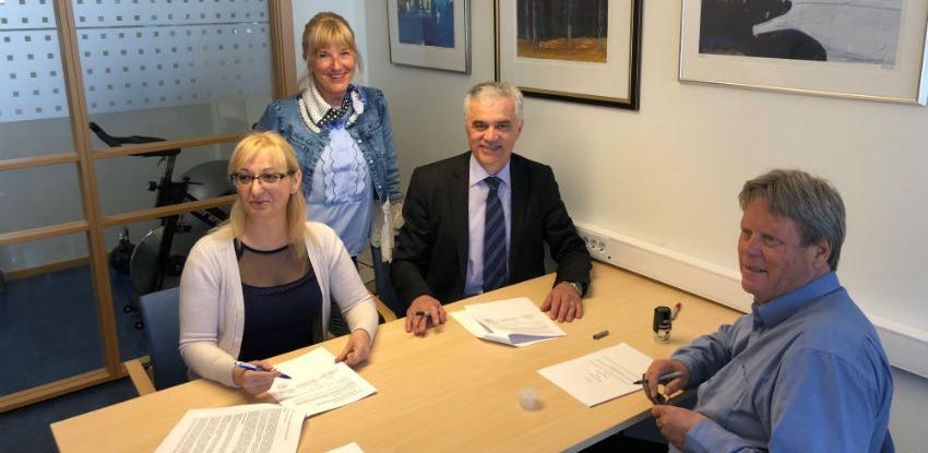 Potpisan ugovor o institucionalnoj saradnji