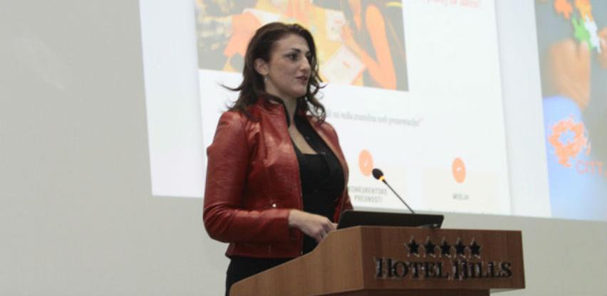Sanja Čulina-Okić, direktorica CITT-a: U BiH se sve radi sa puno emocija