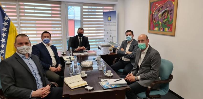 Zajednička saradnja PKFBIH i AHK BiH: U planu organizacija samita automobilske industrije